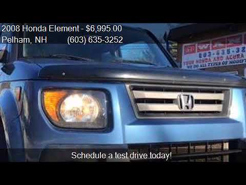 2008 Honda Element EX AWD 4dr SUV 5A for sale in Pelham, NH