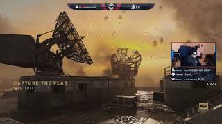 Funniest Moments On COD WW2 Pt.1 (Clayster, Scump, Teepee..)