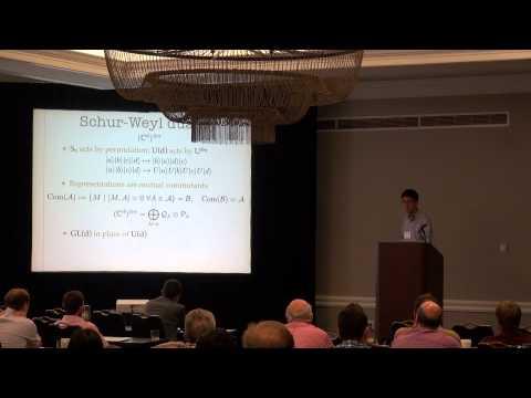 Jeongwan Haah: Optimal Tomography of Quantum States