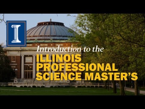 Science + Business: Illinois Professional Science Master's (PSM)