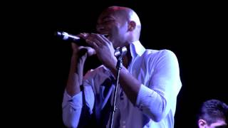 "Brandon Victor Dixon - ""One and Only"" at Broadway Sings Adele"