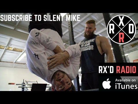 Silent Mike Interview on RX'D RADIO Podcast