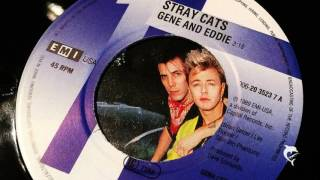 Stray Cats - Gene and Eddie (1989)