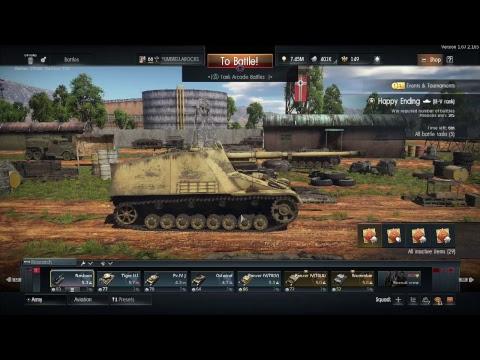 War Thunder Mini Stream! (05-13-17)