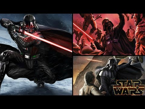How Palpatine Revealed Darth Vader to the Public  Star Wars Explained