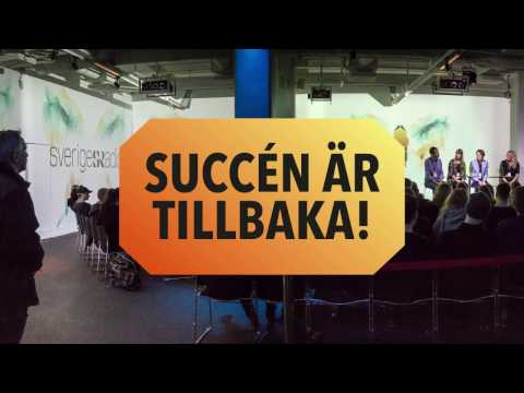Sveriges Radio presenterar stolt Dokupodd 2017