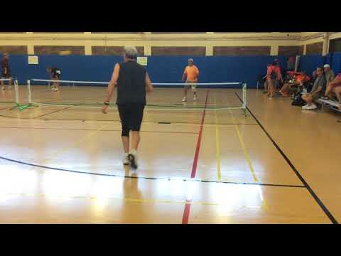 2018 Sarasota Slam Pickleball Tournament - Men's Doubles Open Division - Semifinals
