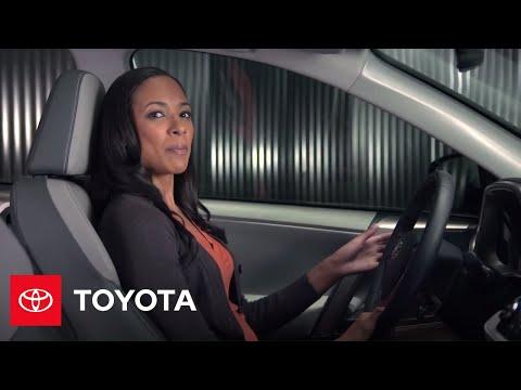 2013 RAV4 How-To: Steering Wheel Controls   Toyota
