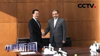 [中国新闻] 中伊伊朗核问题磋商达成广泛共识   CCTV中文国际