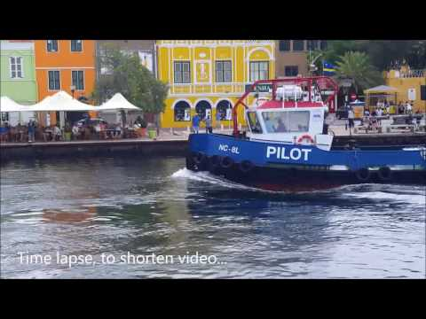 Curacao Floating Bridge