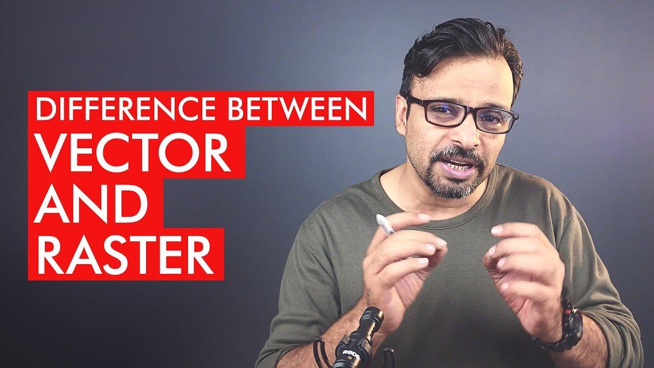 Download Vector vs Raster Explained - Urdu / Hindi