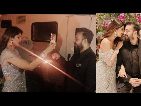 Shilpa Shetty so shy celebration Karva Chauth with hubby Raj Kundra |