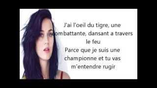 Katy Perry - Roar (Traduction Française) /32 000/
