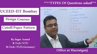 UCEED Design Courses at IIT Bombay/Paper Pattern/Types of Questions/Cutoffs