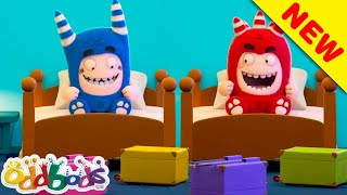 FUN ROAD TRIP WITH FRIENDS! | Oddbods | NEW | Funny Cartoons For Kids