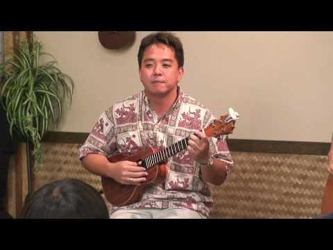 """Herb Ohta, Jr. """"Tsunami"""" from 'Ukulele Journey"""