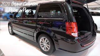 2020 Dodge Grand Caravan Premi…