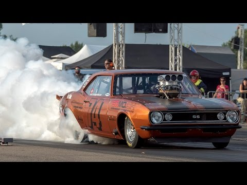 1967 Chevrolet Camaro SS Drag Car - 1200HP Big Block V8 Engine!