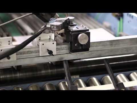 Glue Folding / High Speed Tipping - On Line Bindery Capability