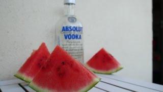 Wodka Melone 🌞 das müsst ihr beachten! Schnelles & einfaches Rezept | Let's Cook