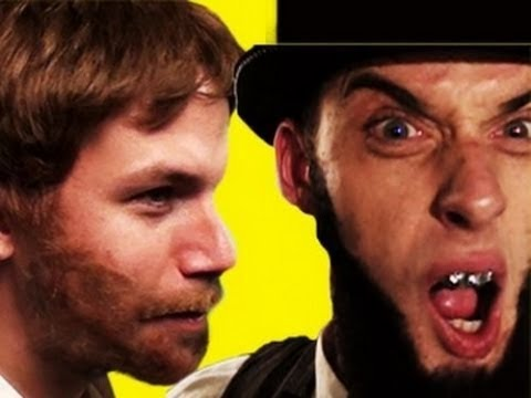 [Instrumental] Abe Lincoln VS Chuck Norris ERB Season 1