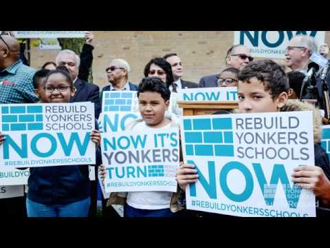 Rebuild Yonkers Schools: The Next Step