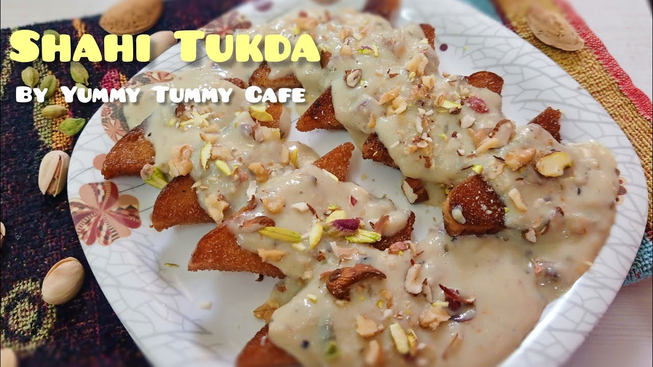 Shahi Tukda Recipe | Dessert Recipe | sweet Recipe | How to make Shahi Tukda at home.