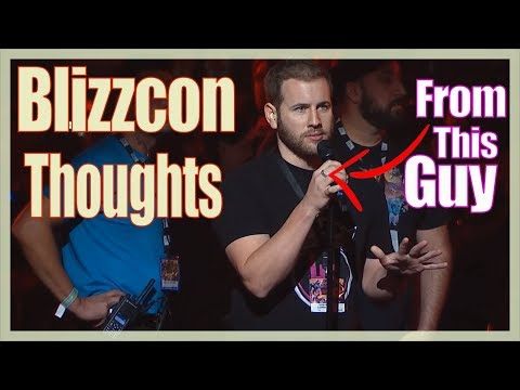 Blizzcon Diablo Thoughts From The boo guy