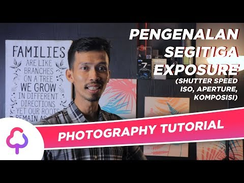 Apa itu Segitiga Exposure? - Photography Tutorial | Cashpict Talk thumbnail