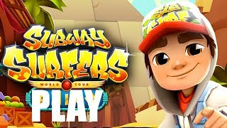 Subway Surfers Android Game Play