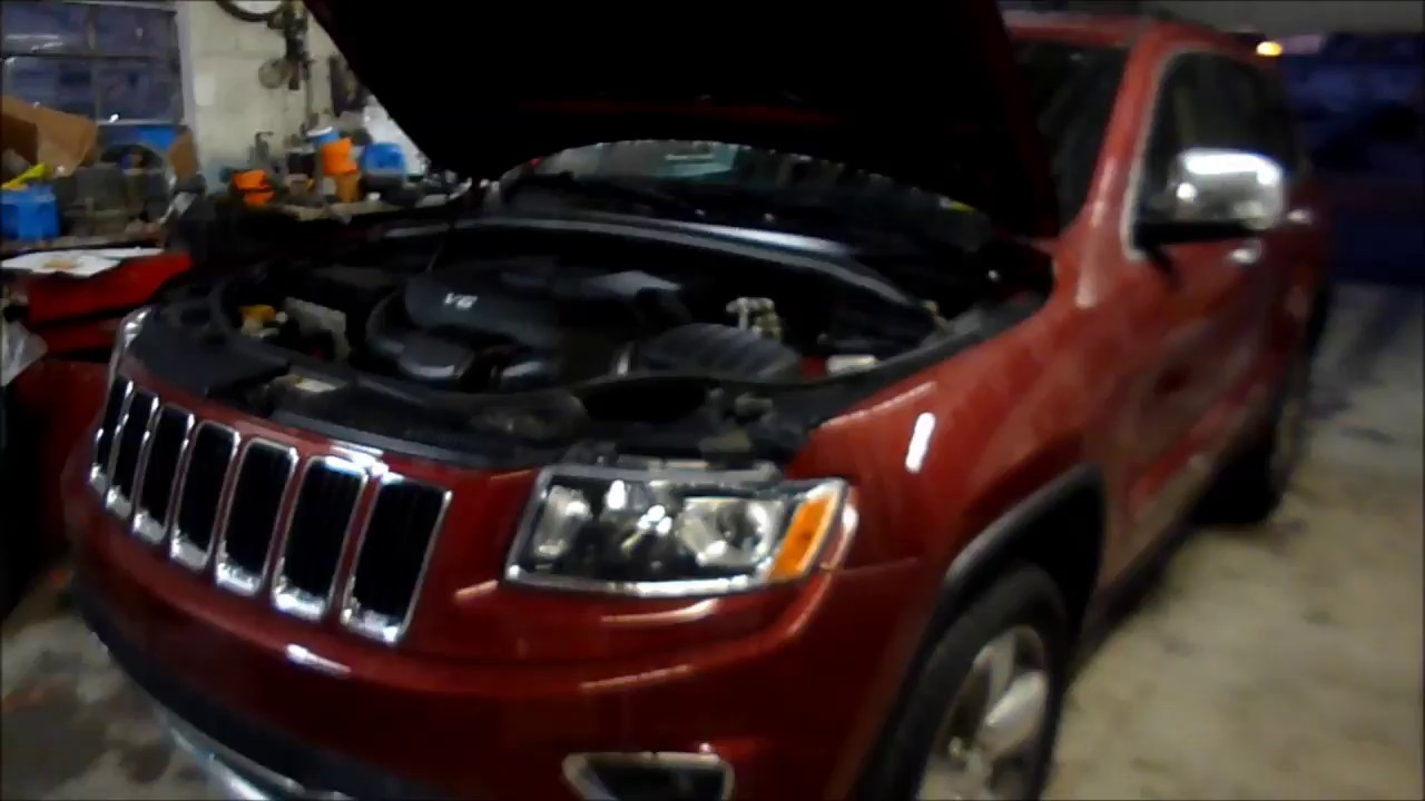 jeep grand cherokee fuse box and obd2 scanner locations youtube rh youtube com