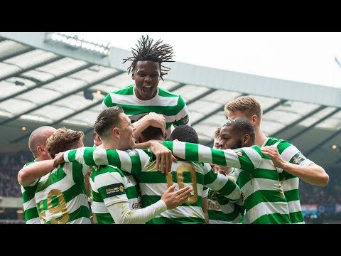 Celtic's Road the Final | Scottish Cup Final 2017-18