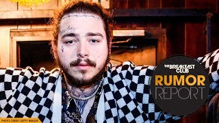 Post Malone Posts Message About Mental Health