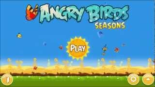 Summer Pignic Music [HQ] - Angry Birds Seasons PC Version