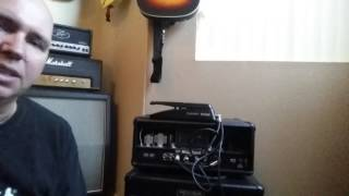 FNF: How to get a good sound at bedroom levels with your tube amp.