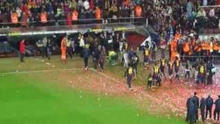 Награждение Барсы. Чемпионат Испании 2012 - 2013(, 2013-05-21T13:37:42.000Z)