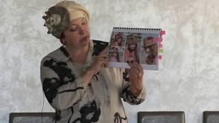 Ольга Шулико и шляпки из волойка. Посиделки в Минске 2017