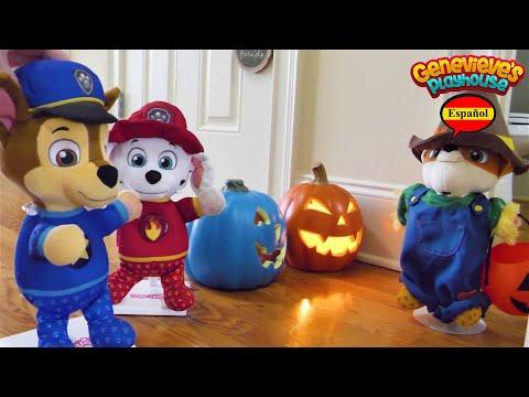 ¡El juguete educativo para niños de Paw Patrol Baby Pup Halloween!