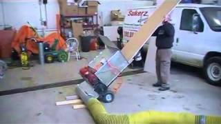 Insulation Removal Drywall Removal Solutions - Reduced Labor Cost