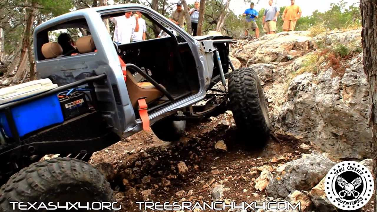 Robert And His Flat Bed Yota Crawler Giving Stairway To