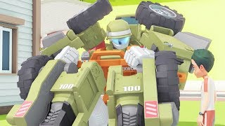 TOBOT English | 404 Experts and Excavations | Season 4 Full Episode | Kids Cartoon | Videos for Kids