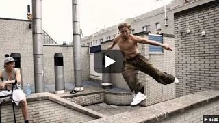 Thailand - Parkour And Freerunning 2015
