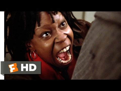 Jumpin' Jack Flash (5/5) Movie CLIP - Office Shootout (1986) HD