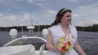 Свадьба - Ольга и Алексей Стукаловы