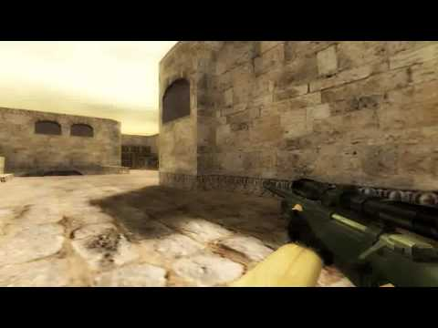 CS 1.6 | Sick wallbang by GURRa