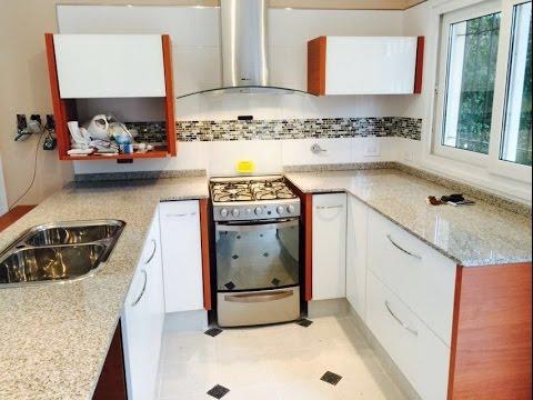 Mueble de cocina remodelacion de cocinas te 155 259 5800 for Cocinas blancas modernas 2016