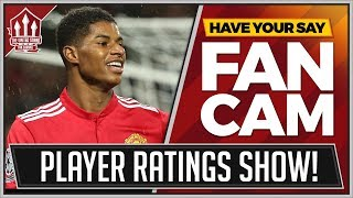Manchester United vs Liverpool Player Ratings