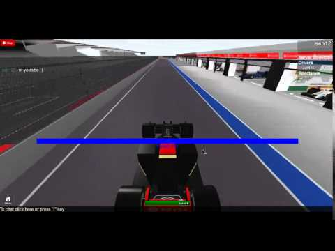 1 Lap on F1 2014 Racing Game Historic Edition on Roblox