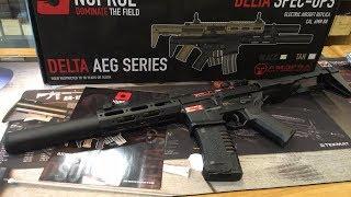 รีวิว ปืน BB Gun Ameba Nuprol Delta SPEC-OPS ปืนอัดลม ขวัญใจวัยรุ่น