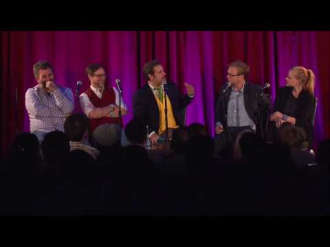Spontaneanation Ep 37 - Live at LA Podfest 2015